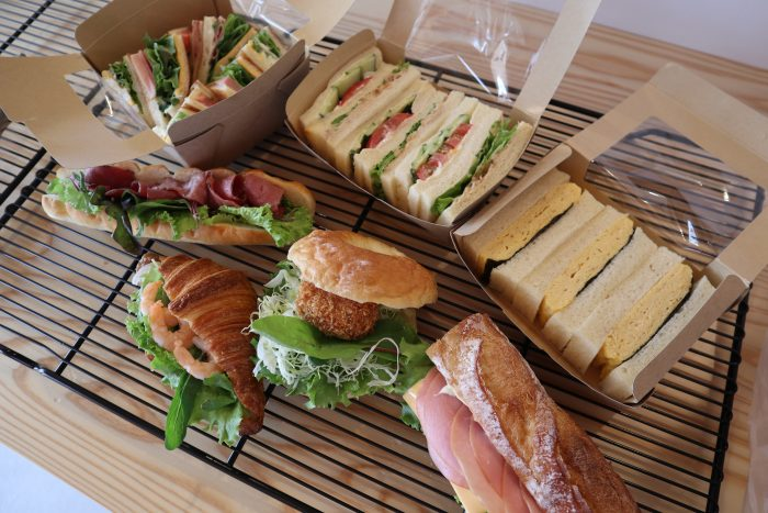 岩本こむぎ店 惣菜パンとサンドイッチ