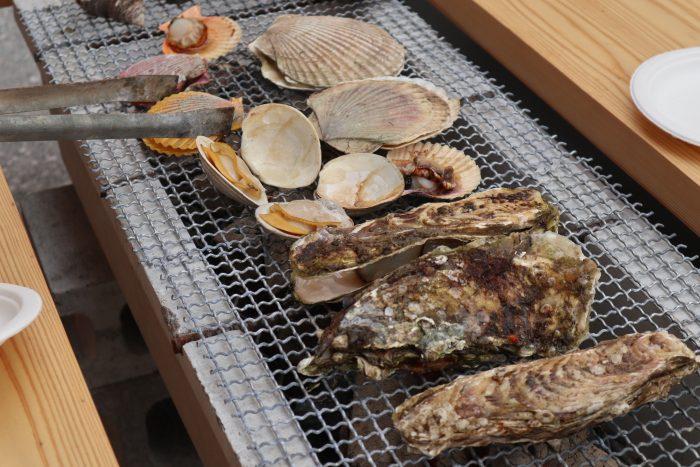 浜焼き海王 炭火で海鮮バーベキュー