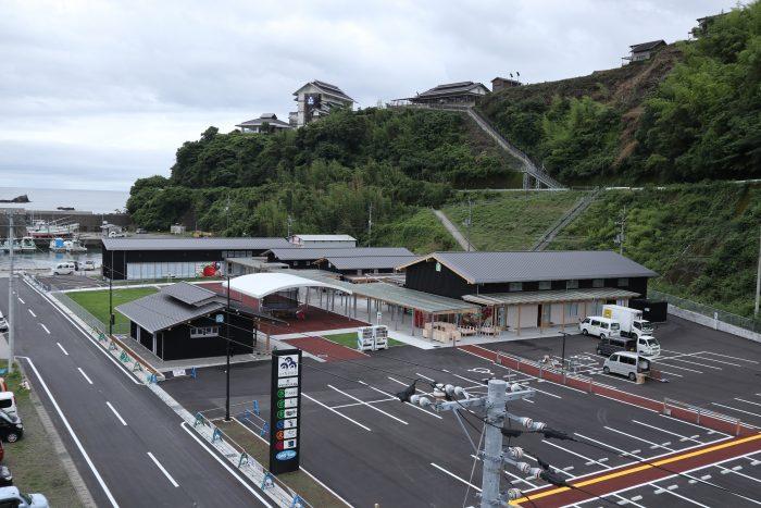 道の駅なかとさ 高知県中土佐町