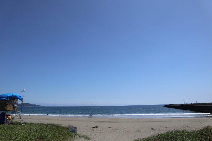 高知県西部 海水浴場 入野海水浴場 黒潮町