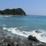 中土佐町 大野の浜 サーフィンスポット