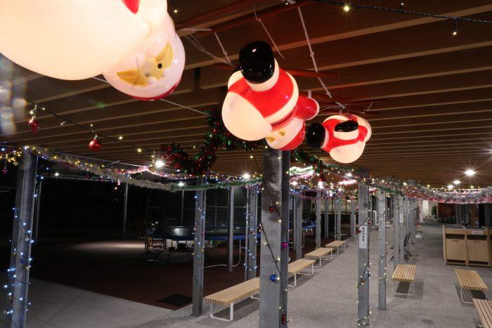 中土佐町 道の駅なかとさ クリスマスイベント
