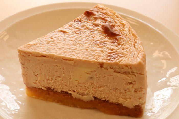 中土佐町 道の駅なかとさ 風工房 苺チーズケーキ