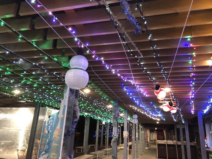 中土佐町 クリスマスフェア 道の駅なかとさ