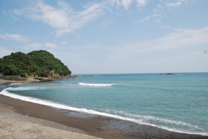 大野の浜(サーフポイント)